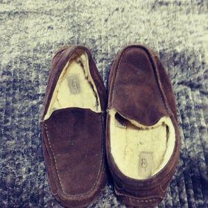 Men Ascot Slippers